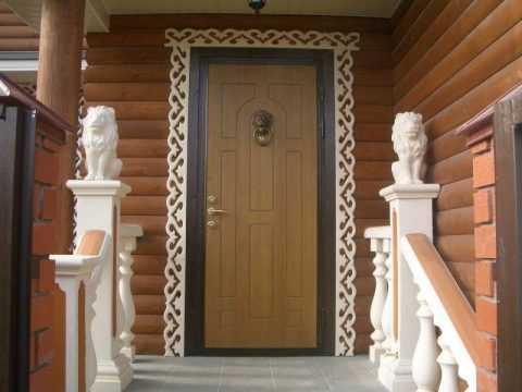 Как выбрать входные двери для частного дома утепленные.