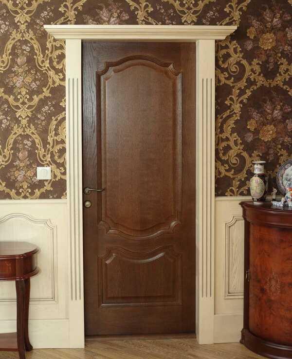 Непревзойденное качество и внешний вид межкомнатных дверей из массива