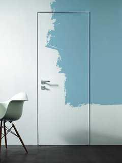 Обзор скрытых дверей профиль дорс