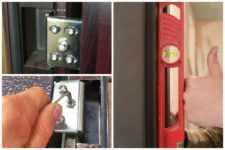 Видео-руководство как отрегулировать пластиковые двери самостоятельно