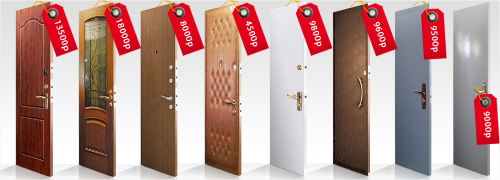 Пока в стране кризис: выбор металлических дверей эконом класса