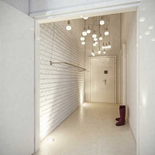 Использование темных дверей в интерьерах квартир
