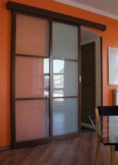 Функциональные особенности навесных межкомнатных дверей