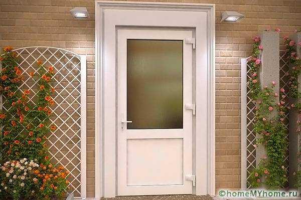 Всё о пластиковых дверях