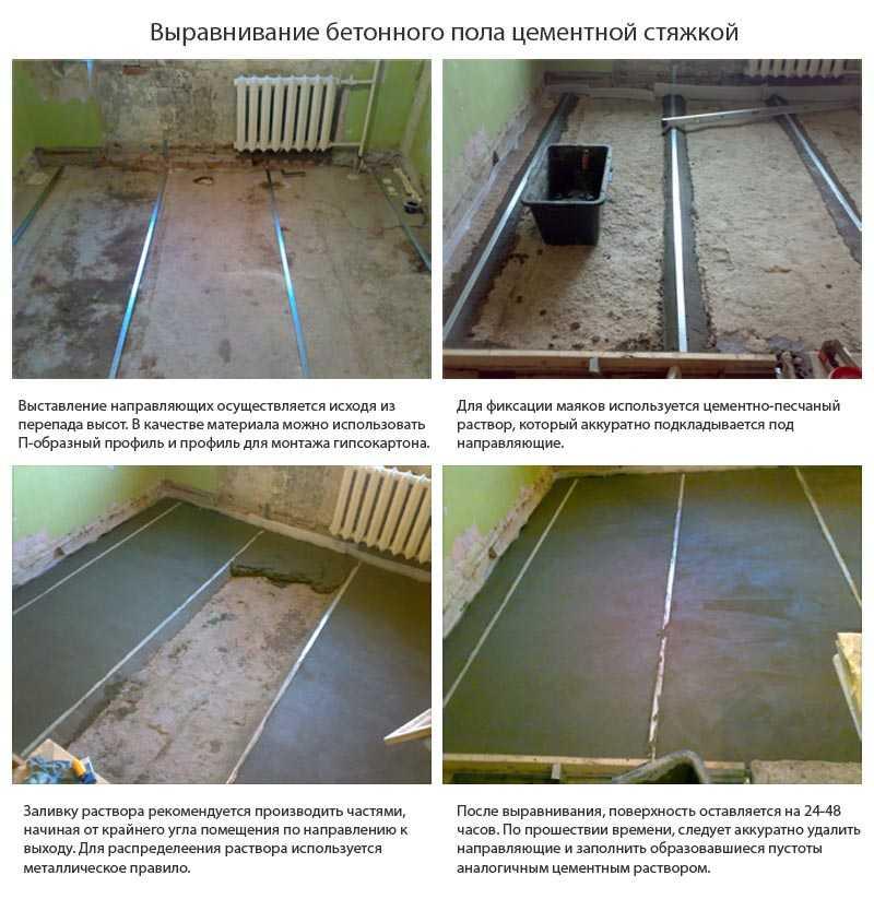Как выровнять пол под ламинат Монолитные и сухие стяжки Технология выполнения Видео инструкция