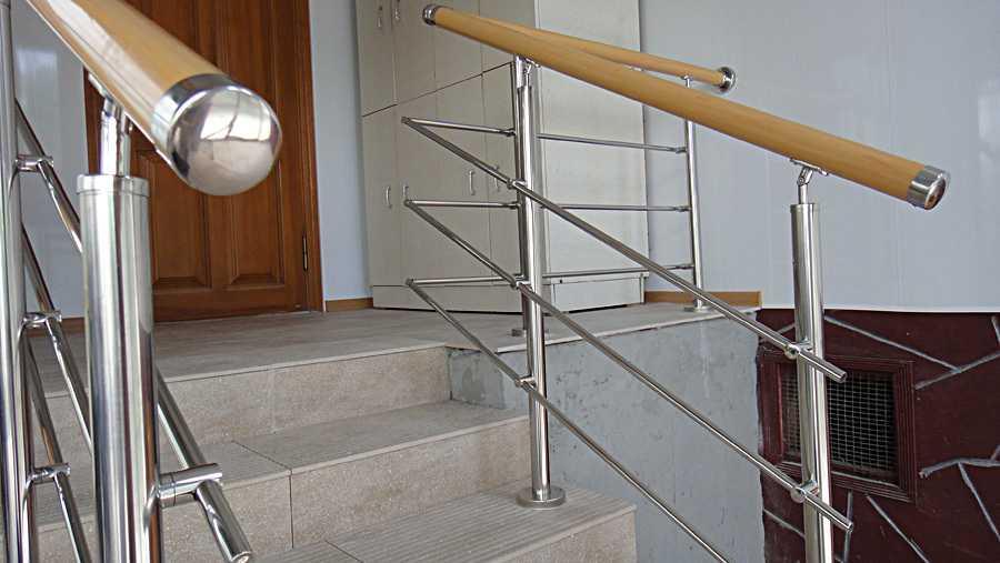 """Картинки по запросу """"Виды и назначение поручней для лестниц"""""""
