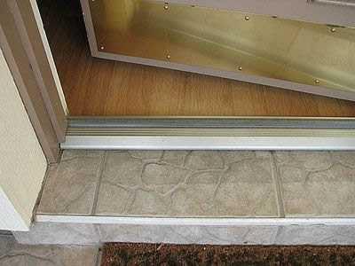 Порядок установки межкомнатных дверей без порога