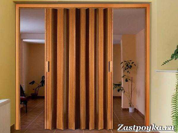 Пошаговое руководство, как устанавливать дверь гармошку