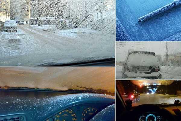 Чем обработать окна чтобы не замерзали