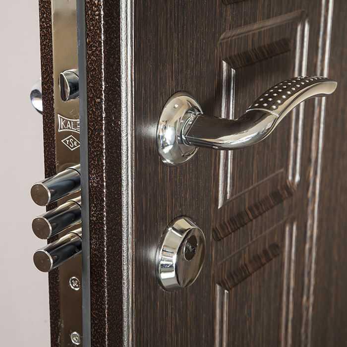 Бронированные входные двери: рейтинг, критерии выбора, популярные бренды