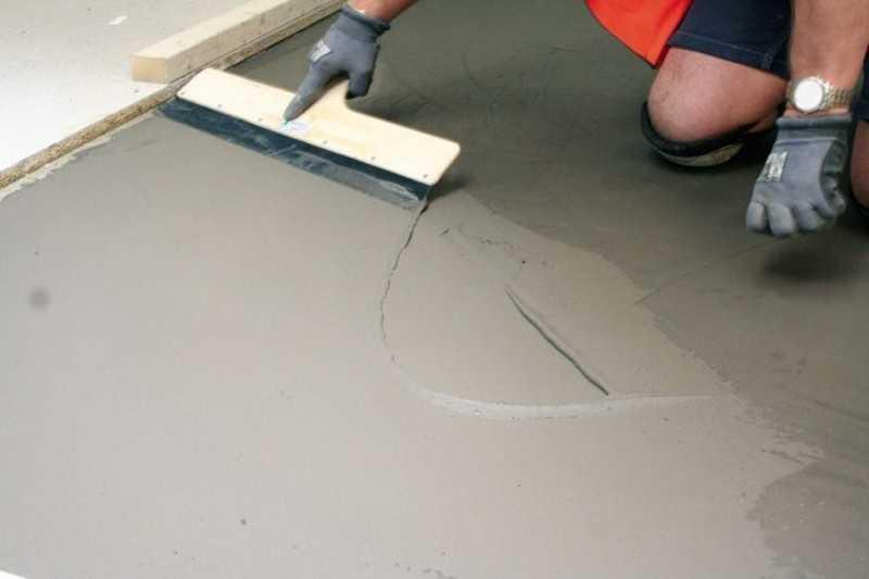 Выровнять пол под ламинат без стяжки и выполнить звукоизоляцию