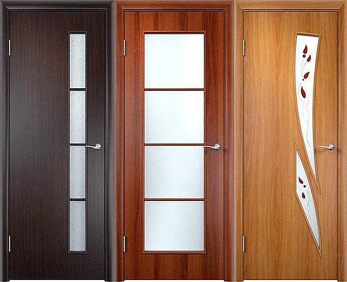 Что представляют собой двери из массива сосны