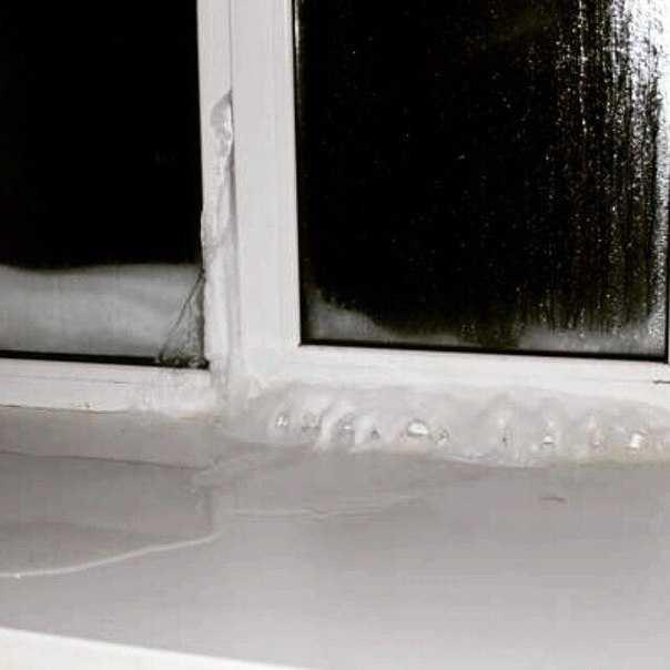 Что сделать чтобы окна зимой не замерзали и не запотевали
