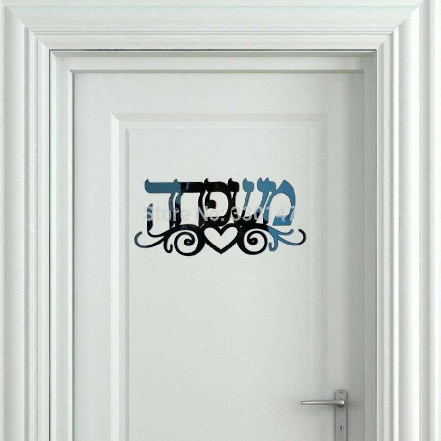 Особенности декора дверей