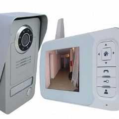 Все о дверных звонках с камерой