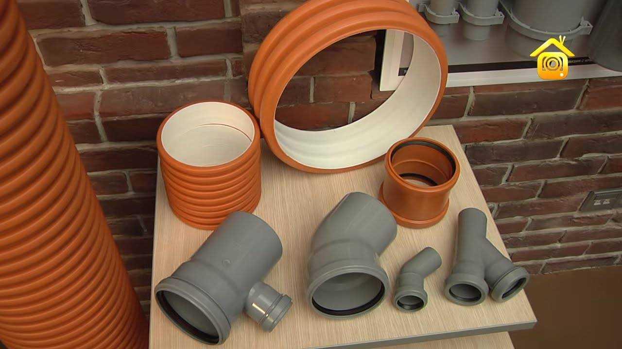 Преимущества и недостатки труб пнд для канализации