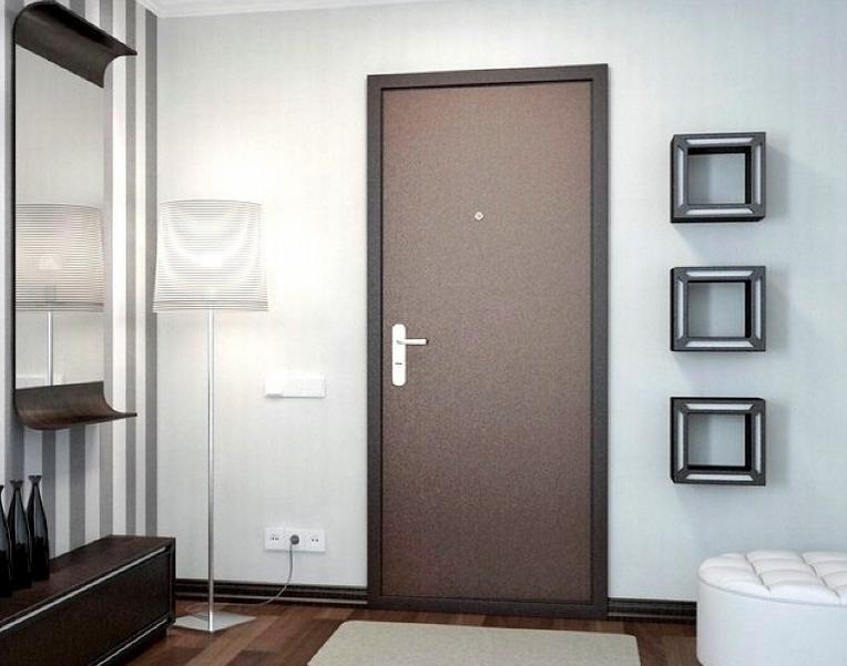 Конструктивные особенности маятниковых дверей