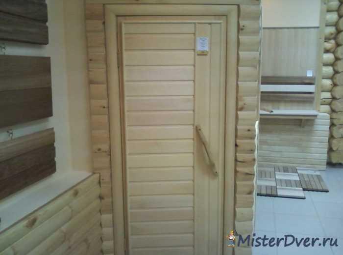 Двери в баню: материалы, дизайн, технология изготовления своими руками