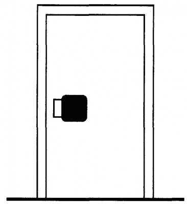 ГОСТ Р 52750-2007 Устройства экстренного открывания дверей эвакуационных и аварийных выходов. Технические условия.