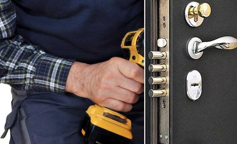 Как открыть замок без ключа и чем можно вскрыть самостоятельно, как взломать входную дверь