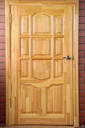 Как утеплить входную дверь?