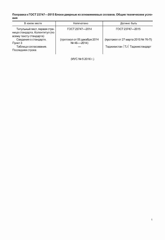 Гост 23747-88двери из алюминиевых сплавов. общие технические условия