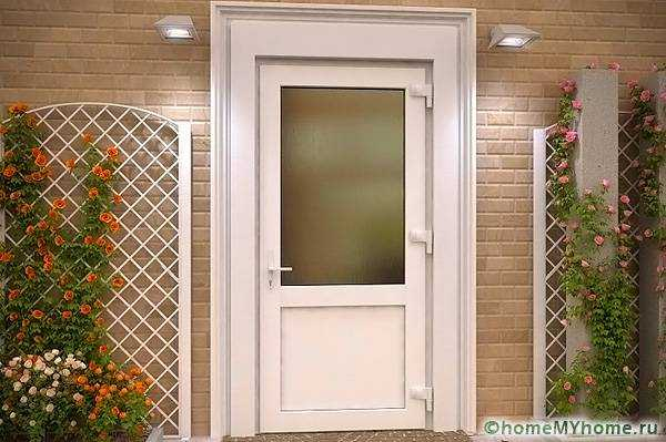 Особенности пвх дверей