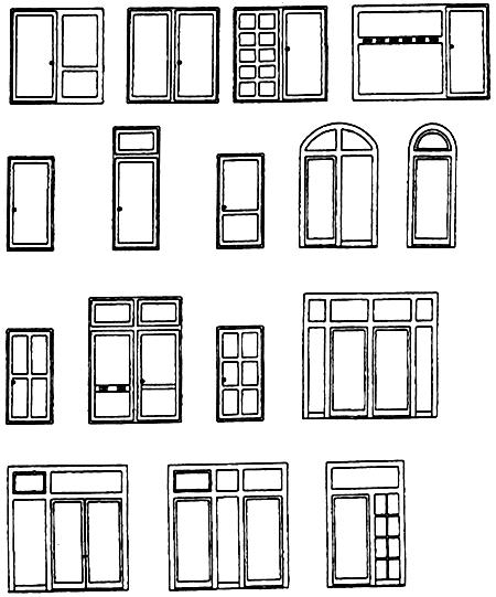 Гост 30970-2002 для пластиковых входных и межкомнатных дверей