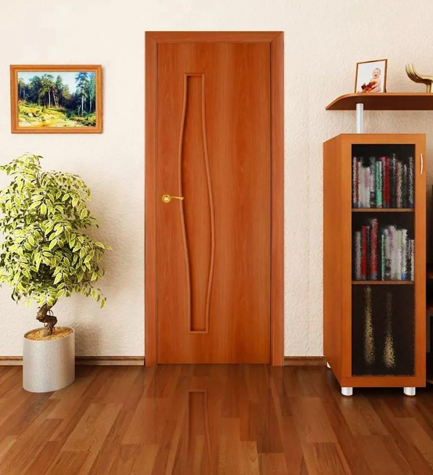 Что это такое ламинированные двери