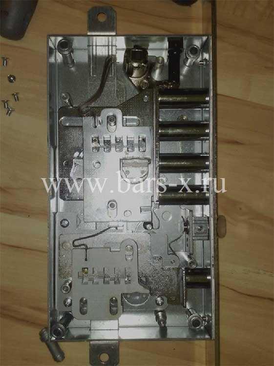 Порядок замены замка на входной металлической двери