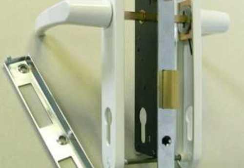 Методы регулировки пластиковых дверей