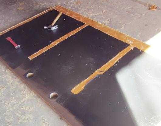 Как дермантином обшить входные и межкомнатные двери?