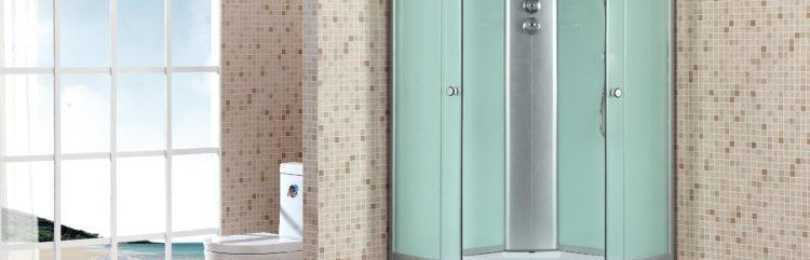 Особенности дверей для душевого уголка