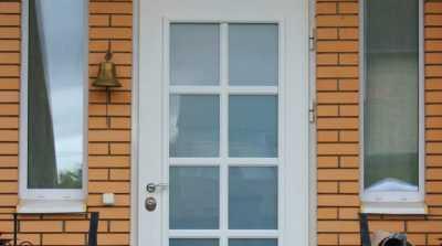 Нюансы металлических дверей внутреннего открывания