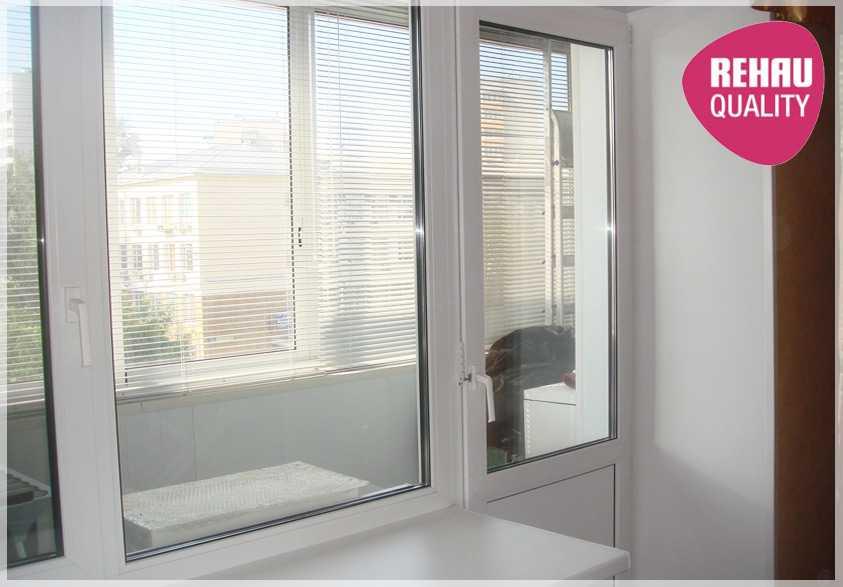 Варианты балконных дверей: что нужно о них знать