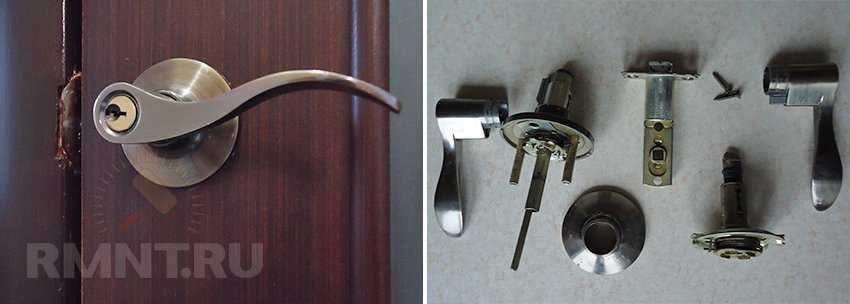 Какие поломки замков входной металлической двери подлежат самостоятельному ремонту?