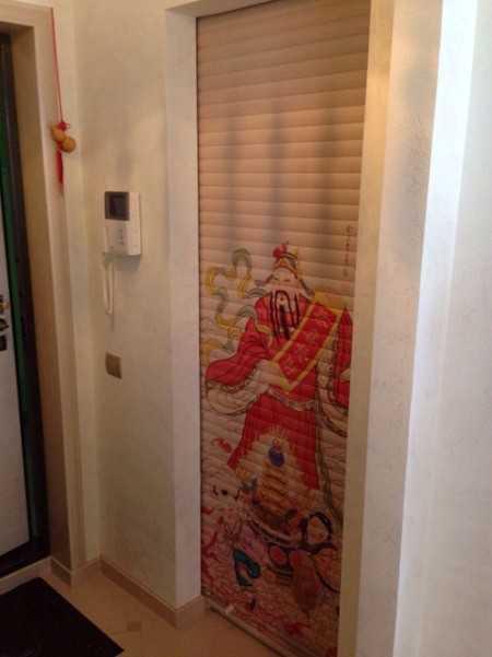 Особенности дизайна штор для кухни с балконной дверью