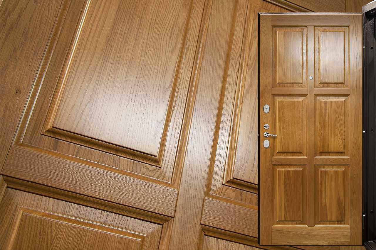 Великолепный внешний вид и характеристики дверей из массива сосны