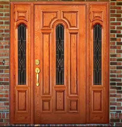 Какие бывают размеры входных дверей