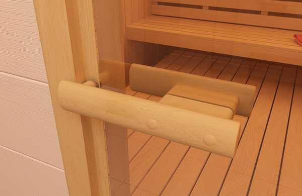 Установка стеклянной двери в баню и сауну своими руками
