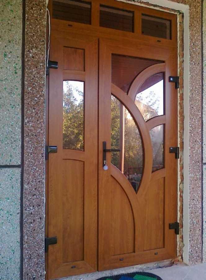 Как лучше выбрать межкомнатные двери со стеклопакетами?