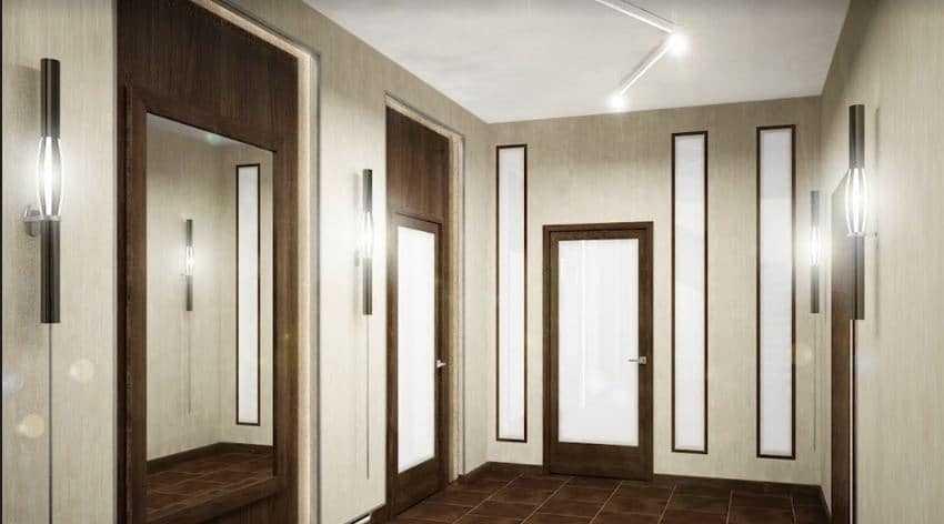Зеркала в интерьере для визуального расширения пространства