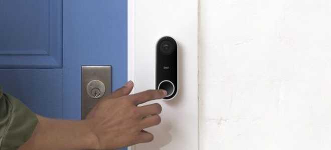 Входная дверь с видеонаблюдением — основные моменты выбора и модели