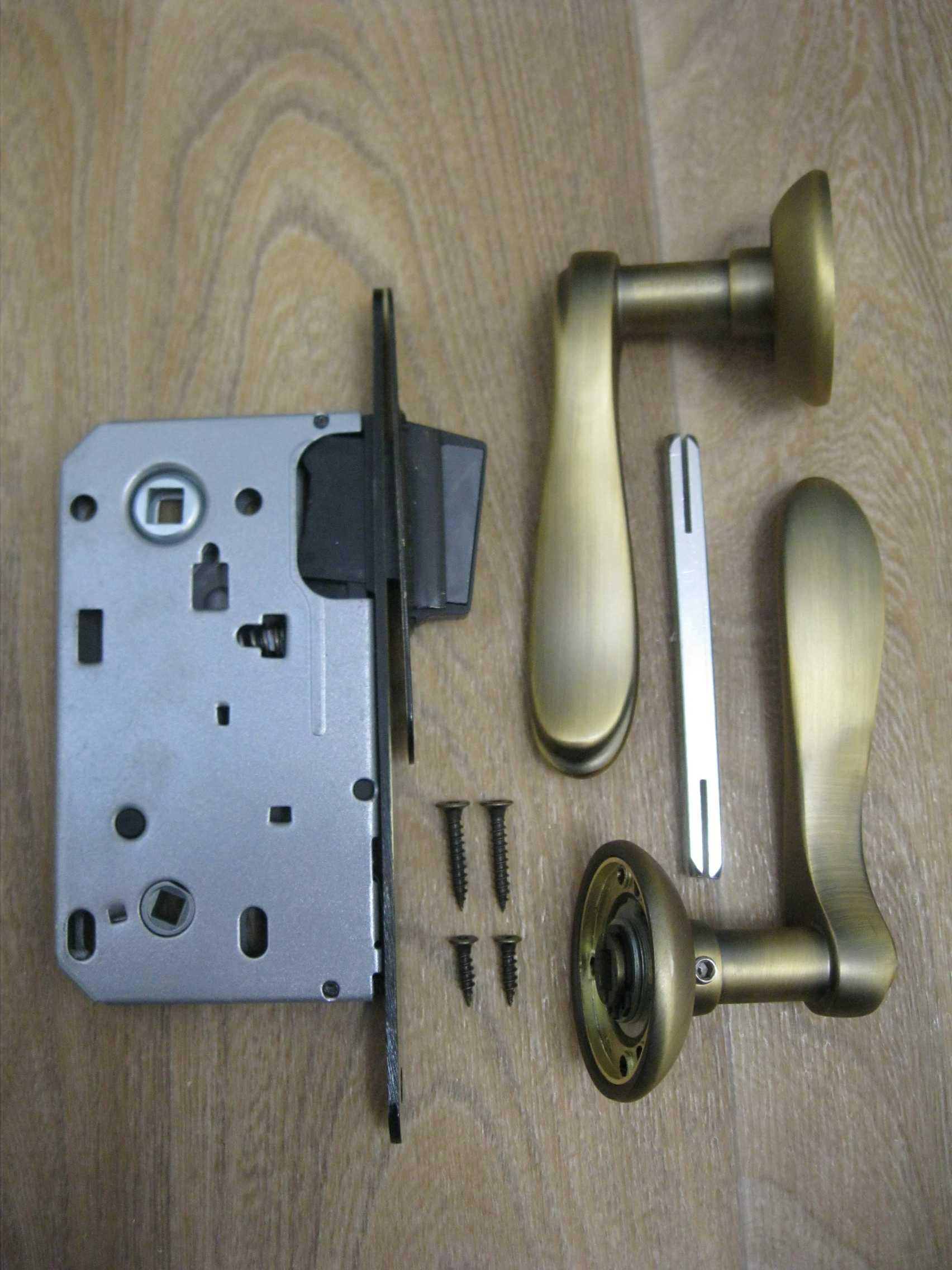 Как врезать замок в металлическую дверь самостоятельно