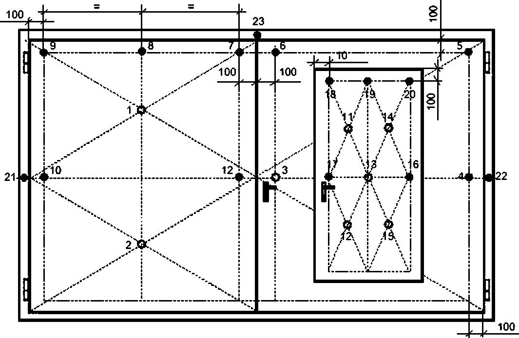 Гост р 53308-2009 конструкции строительные. светопрозрачные ограждающие конструкции и заполнения проемов. метод испытаний на огнестойкость