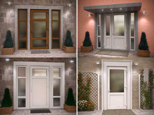 Выбираем для дома межкомнатные стеклянные двери