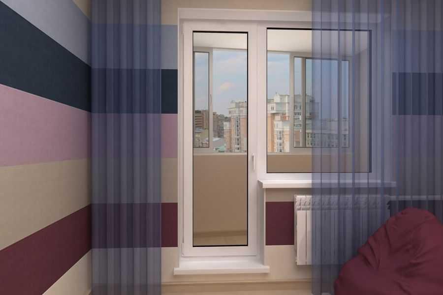 Какие бывают балконные двери и как правильно их установить? двери пвх: требования к пластиковым и балконным дверям