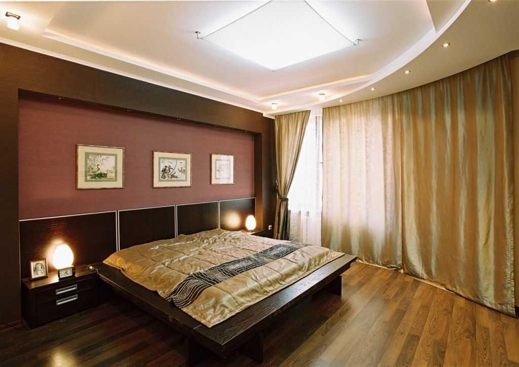 Дизайн потолка в спальне. на что обратить внимание?