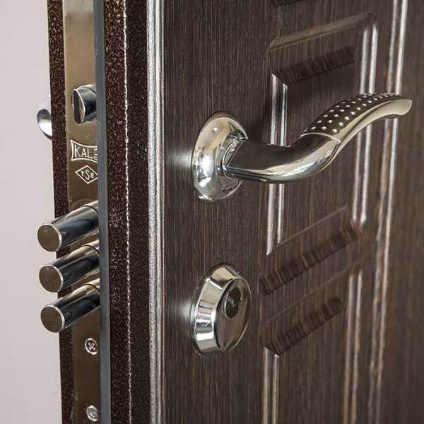 Виды и характеристики замков для входной металлической двери