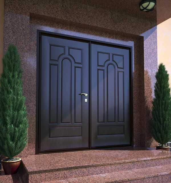 Пластиковые входные двери: объясняем все нюансы